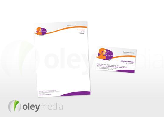 2HOT Corporate Identity Design