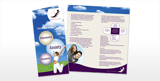 4pg DL Brochure Design