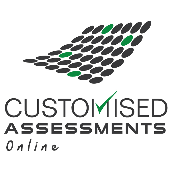 Customised Assessments Logo