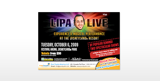 Lipa Posters & Advertising