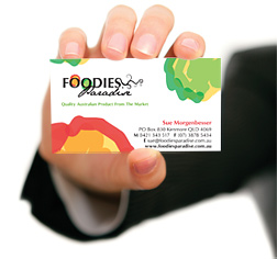 Print Business Card Melbourne