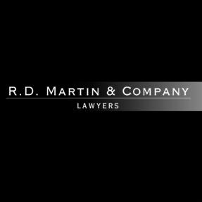 RD Martin Logo