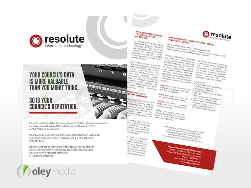 Resolute-IT-A4-Flyer-Design