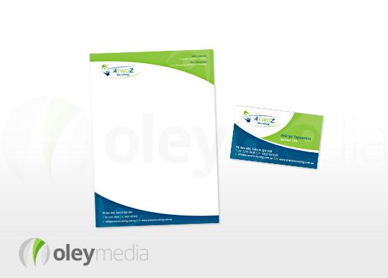 ATWOZ Corporate Identity Design