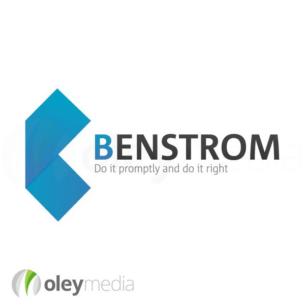 benstrom-logo-design