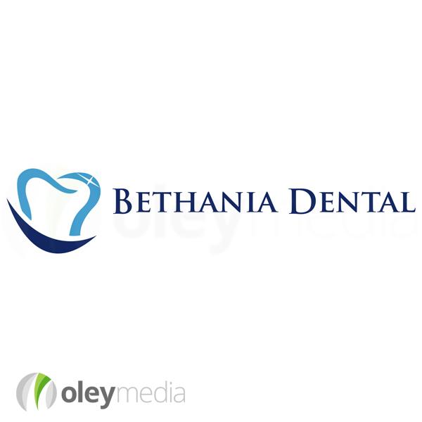 Bethania Dental Logo Design