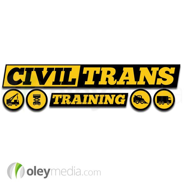 Civil Trans Training Logo Design
