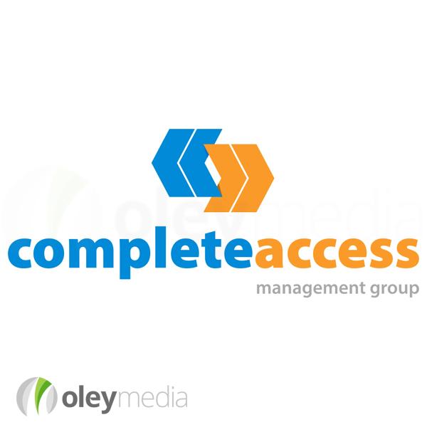 Complete Access Logo Design