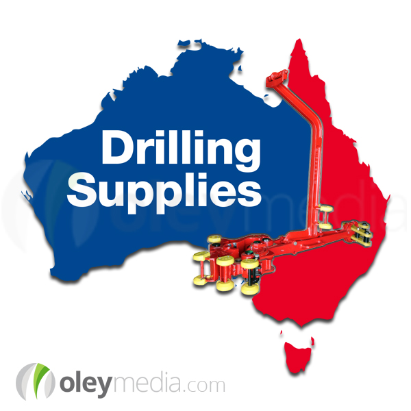 Drilling Supplies Logo Design