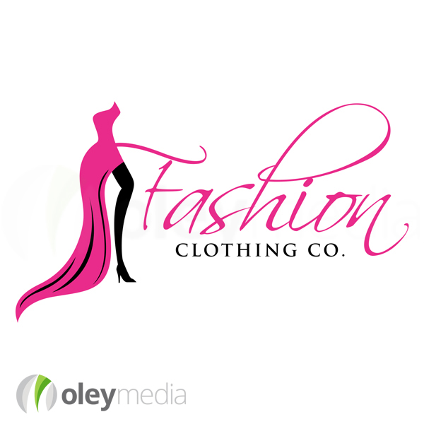 Fashion Clothing Co Logo Design Oley Media Group