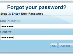 forgot email password