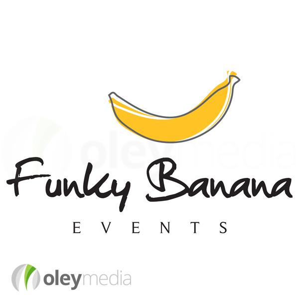 funky-banana-logo-design