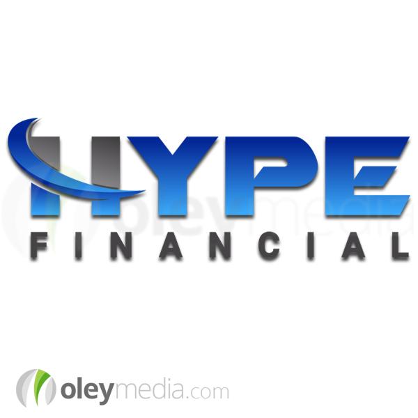 Hype Financial Logo Design