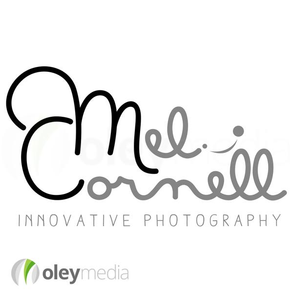 Mel Cornell Logo Design