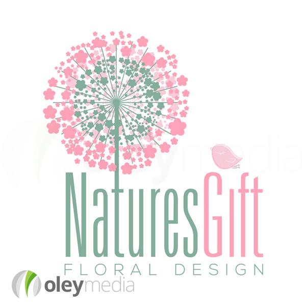 Natures Gift Logo Design