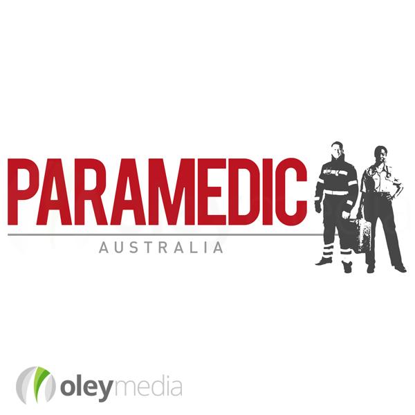 Paramedic Australia Logo Design