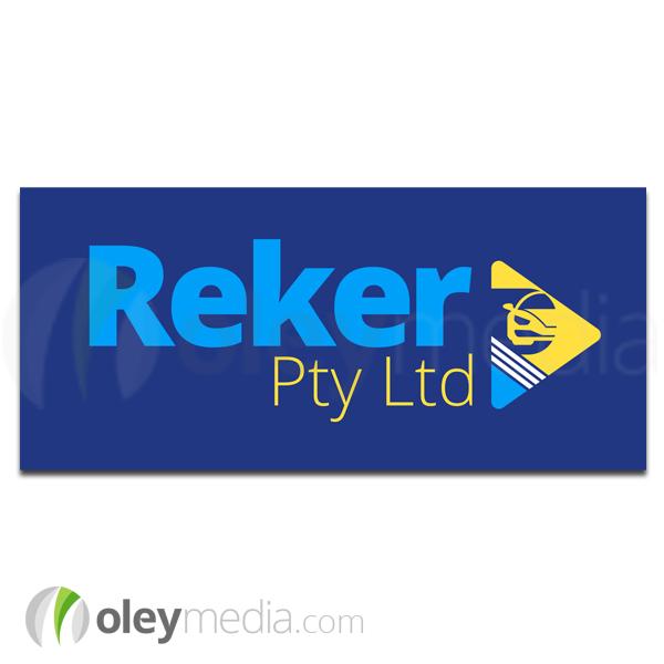 Reker Logo Design